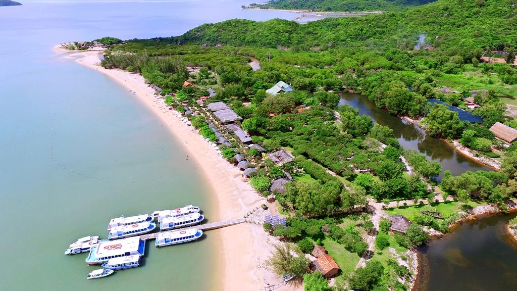 Nha Trang - Đảo Khỉ - Hòn Ngọc Việt